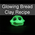 Glowing Bread Clay Recipe