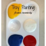 Tray Painting