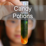 Candy Potions