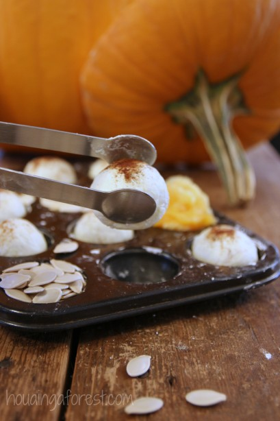 Pumpkin Sensory Dough - Fall Sensory Play