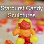 Starburst Candy Sculptures