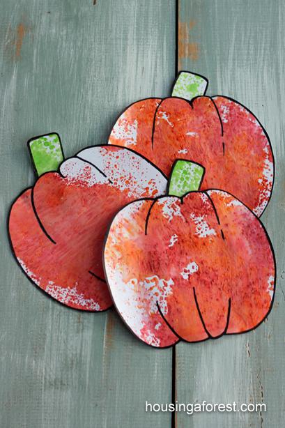 Kool-aide Pumpkins
