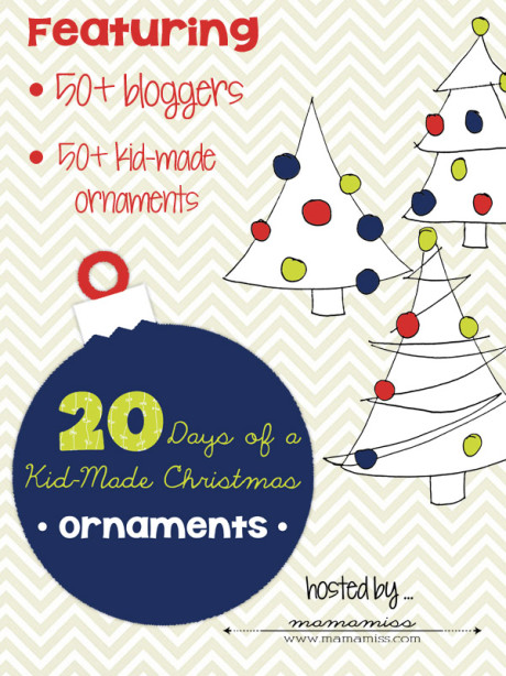 20 days of a kid-made Christmas