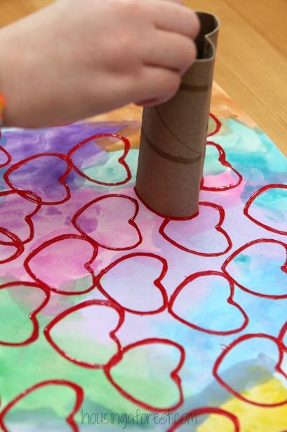 Valentines Craft For Children