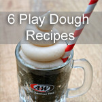 6 Play Dough Recipes