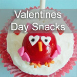 8 Festive Valentines Day Snacks