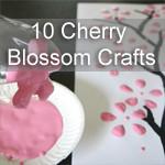 10 Cherry Blossom Tree Crafts