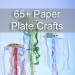 Paper Plate Crafts for Little Hands