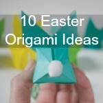 Easter Origami for Kids