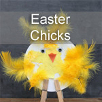Adorable Easter Chicks