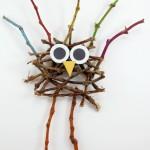 Twig Turkey Craft