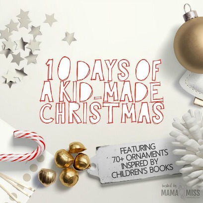 10 days of a kid made christmas