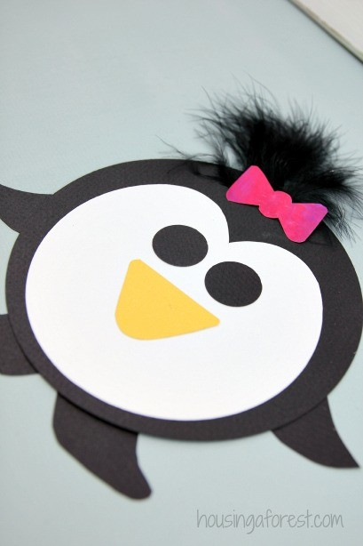 Easy Penguin Craft For Kids Printable Pdf