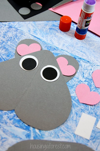 Valentines Craft Kids
