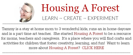 Housing A Forest ~ Learn Create Experiment