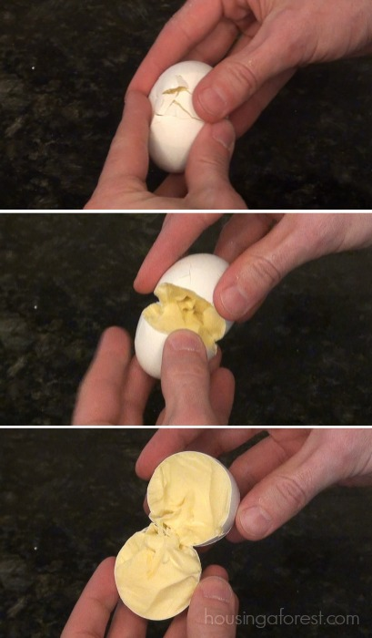 How to Make a Golden Egg - Science Experiment for Kids